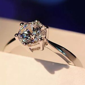 Jewelry - 1.5ct  18k White Gold Solitaire Diamond Ring